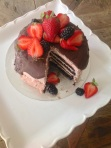 chocolateraspberrycake